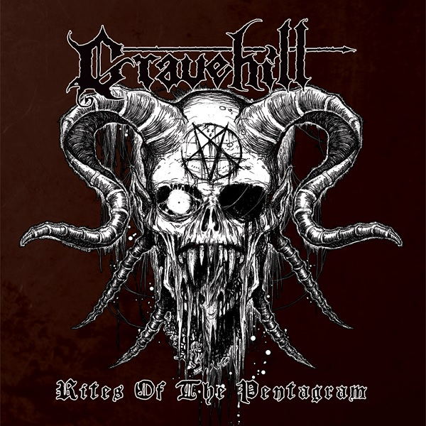 Gravehill: Rites of the Pentagram / Metal of Death