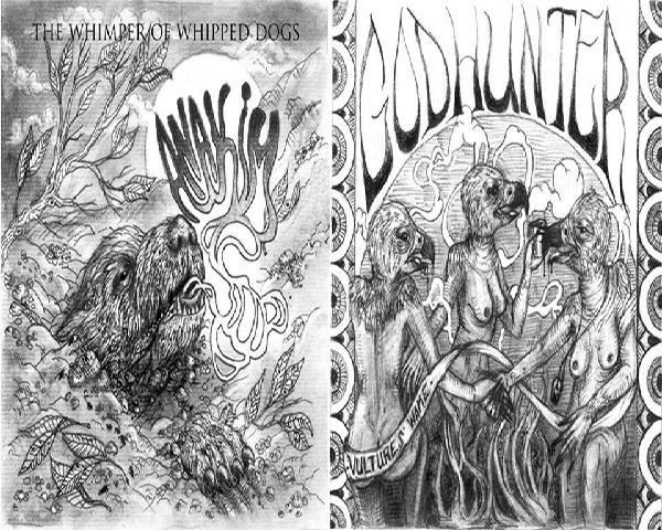 Godhunter / Anakim: Split