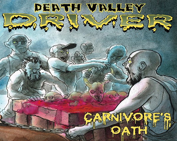 Death Valley Driver: Carnivore's Oath