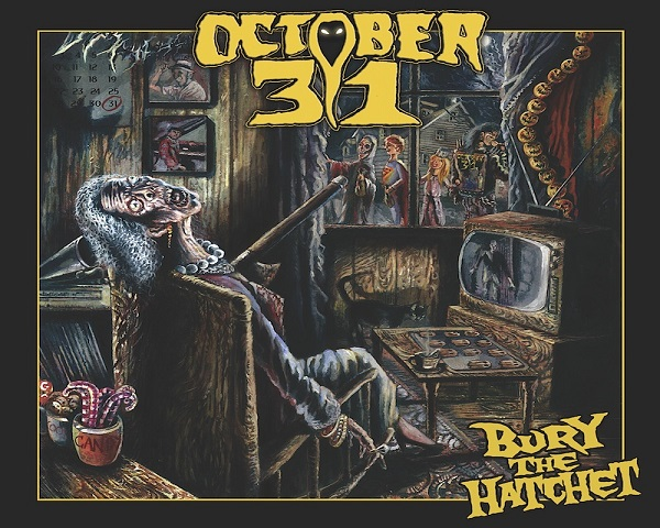 October 31: Bury the Hatchet
