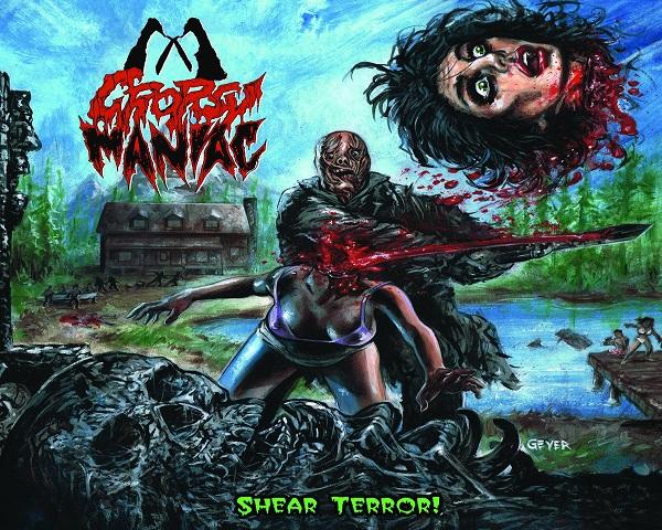Cropsy Maniac: Shear Terror