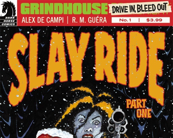 Grindhouse: Drive In, Bleed Out Vol. 1 #1