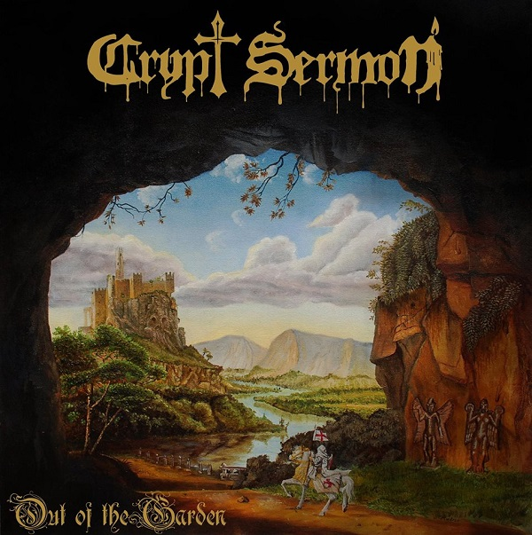 Crypt Sermon: Out of the Garden