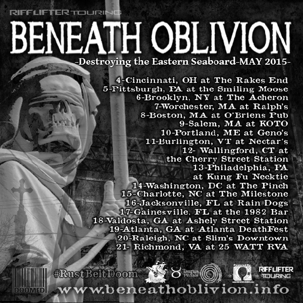 Beneath Oblivion: From Man to Dust