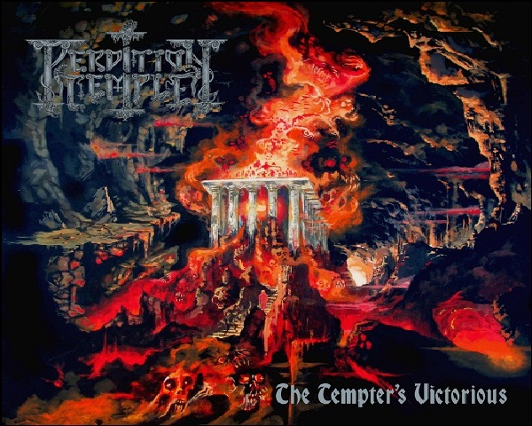 Perditions Temple: The Tempter's Victorious