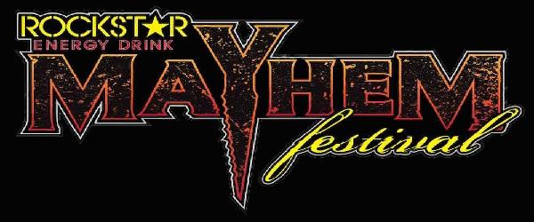 Rockstar Energy Drink Mayhem Festival 2015: