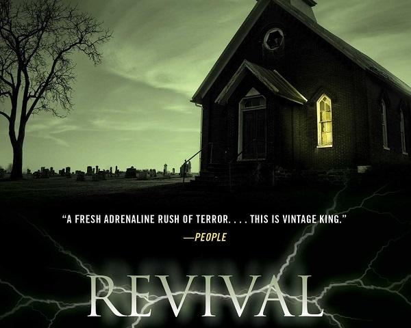 Stephen King: Revival (Paperback Version)