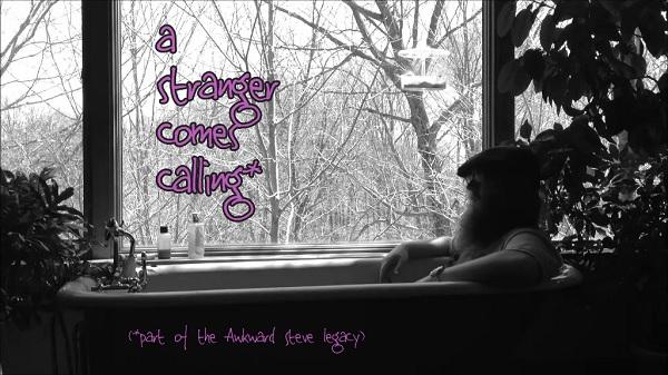 A Stranger Comes Callingh