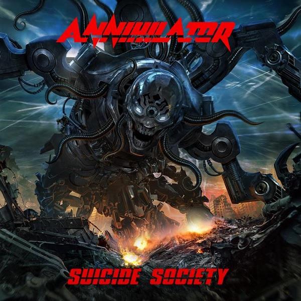 Annihilator: Suicide Society