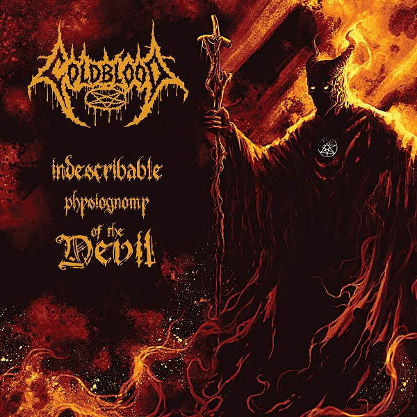 Coldblood: Indescribable Physiognomy of the Devil
