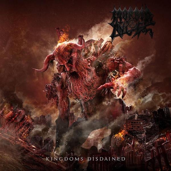 Morbid Angel: Kingdoms Disdained