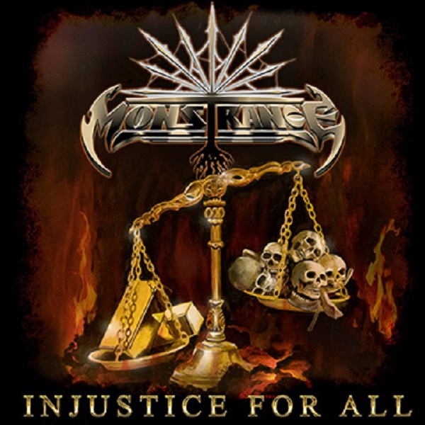 Monstrance: Injustice for All